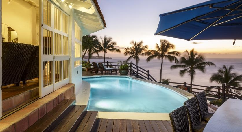 Windjammer Landing Villa Beach Resort Private Pool