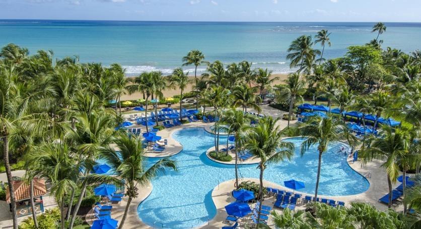 Wyndham Grand Rio Mar Beach Resort Pool