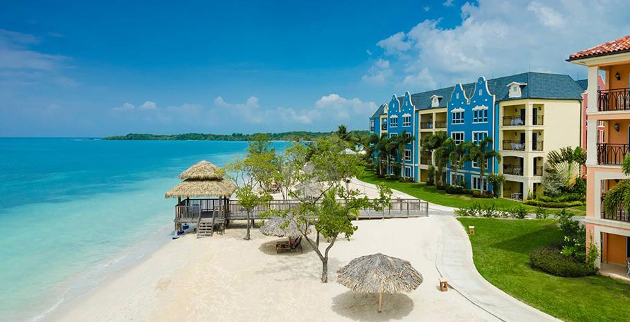 Sandals Whitehouse Jamaica Resorts Daily Resorts Daily