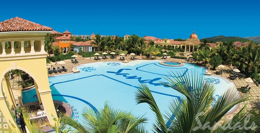 Sandals whitehouse jamaica resorts daily resorts daily for Hotel luxury jamaica